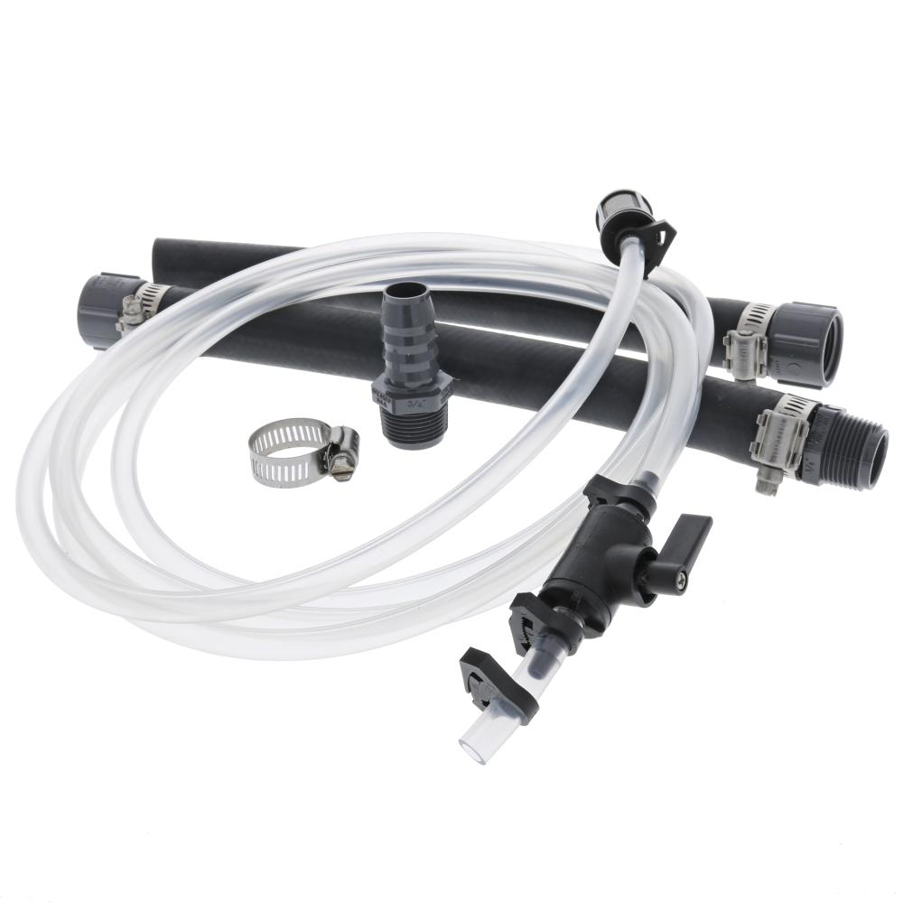 Mazzei Injector Bypass & Suction Kit