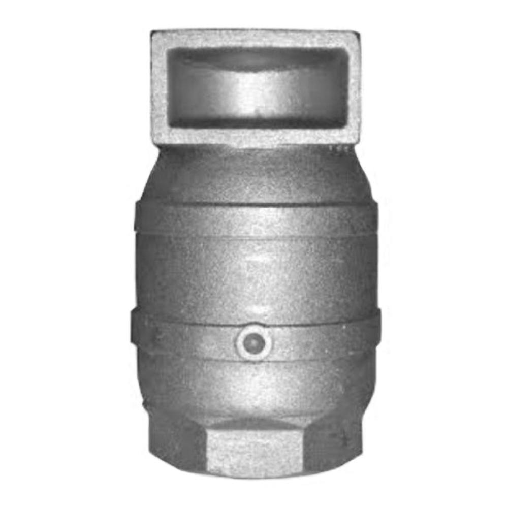 Aluminum Air Vent by Irritec