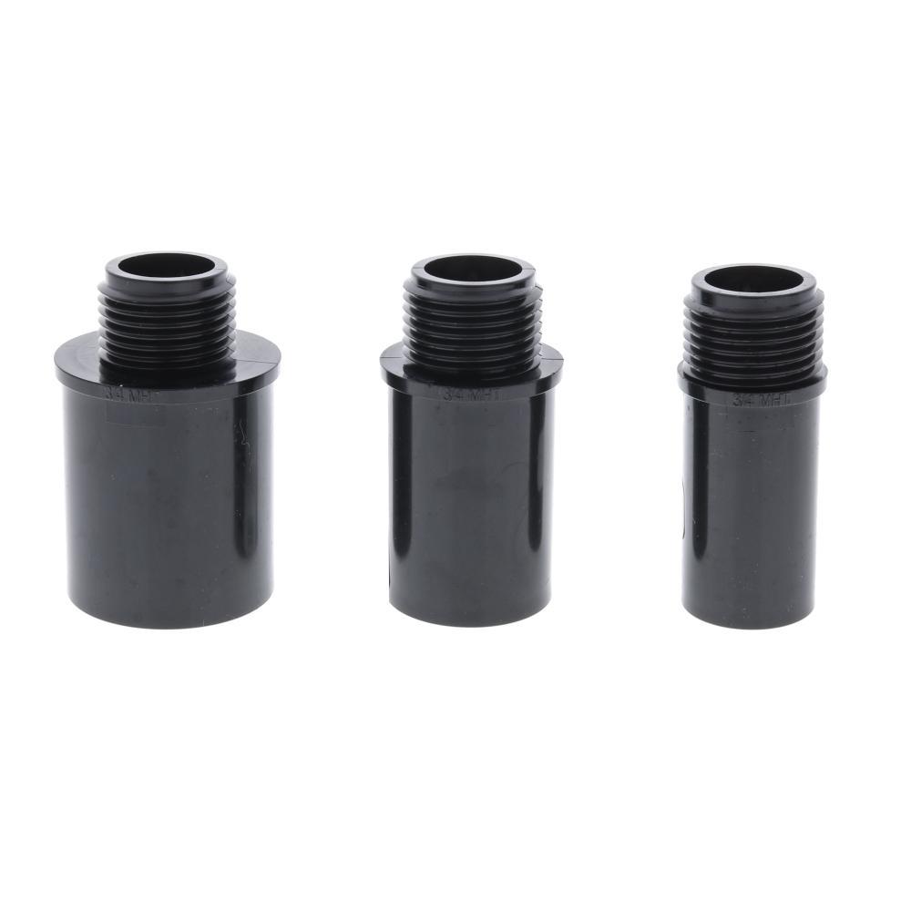Irritec Male Hose Thread x Socket/Spigot Adapter
