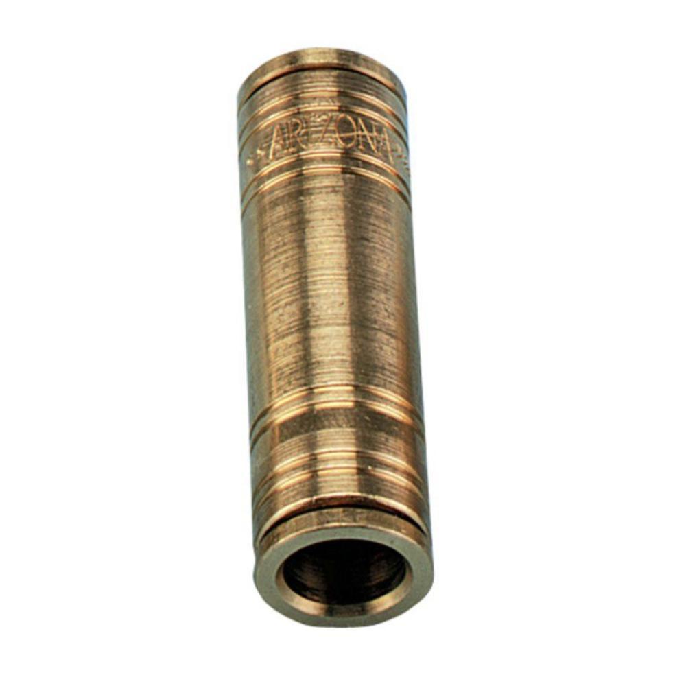 "Orbit 3/8\"" Brass Slip-Lok Coupling"