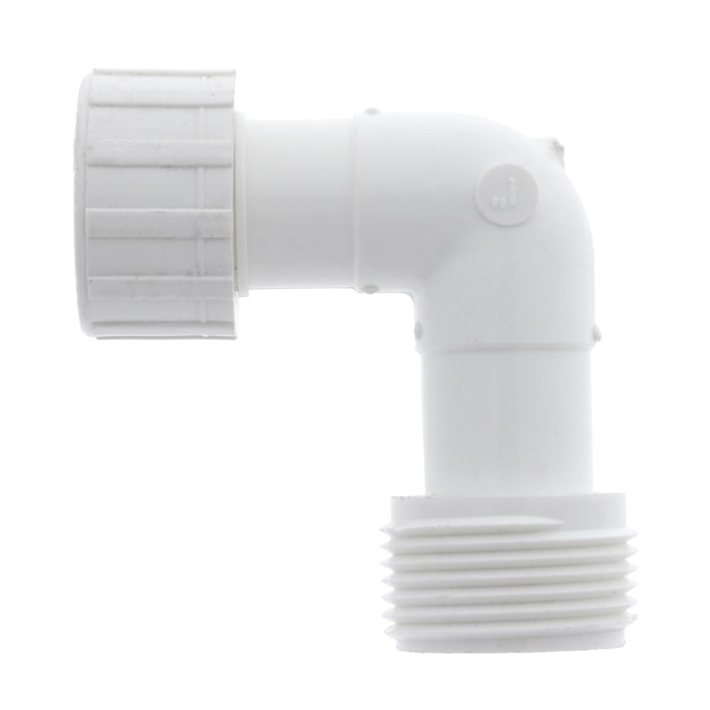 Dura Schedule 40 PVC FHTS x MPT Elbow Adapter