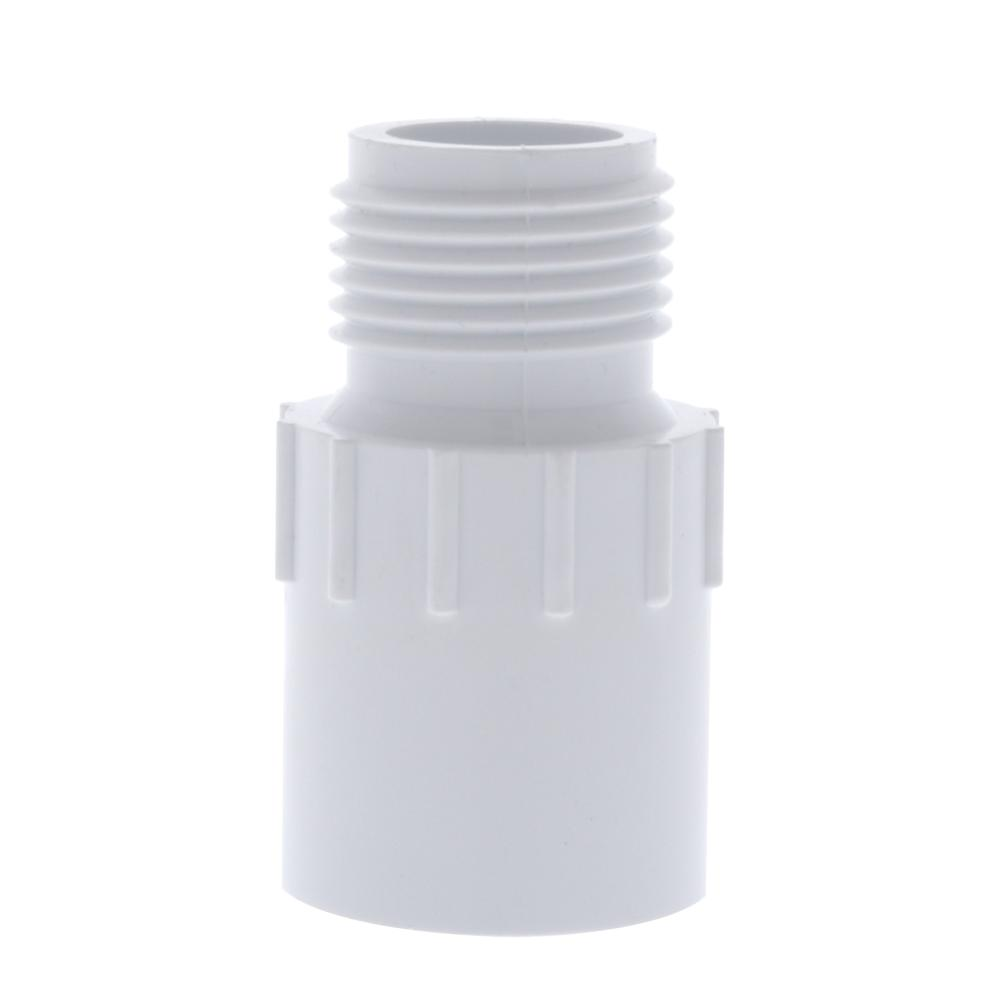 Schedule 40 PVC MHT x Slip Adapter
