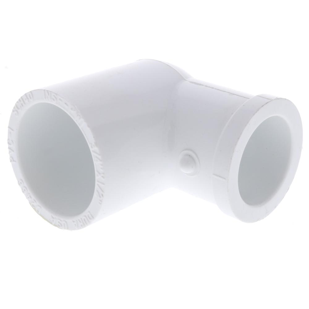 Dura PVC Schedule 40 Slip Reducing Elbow