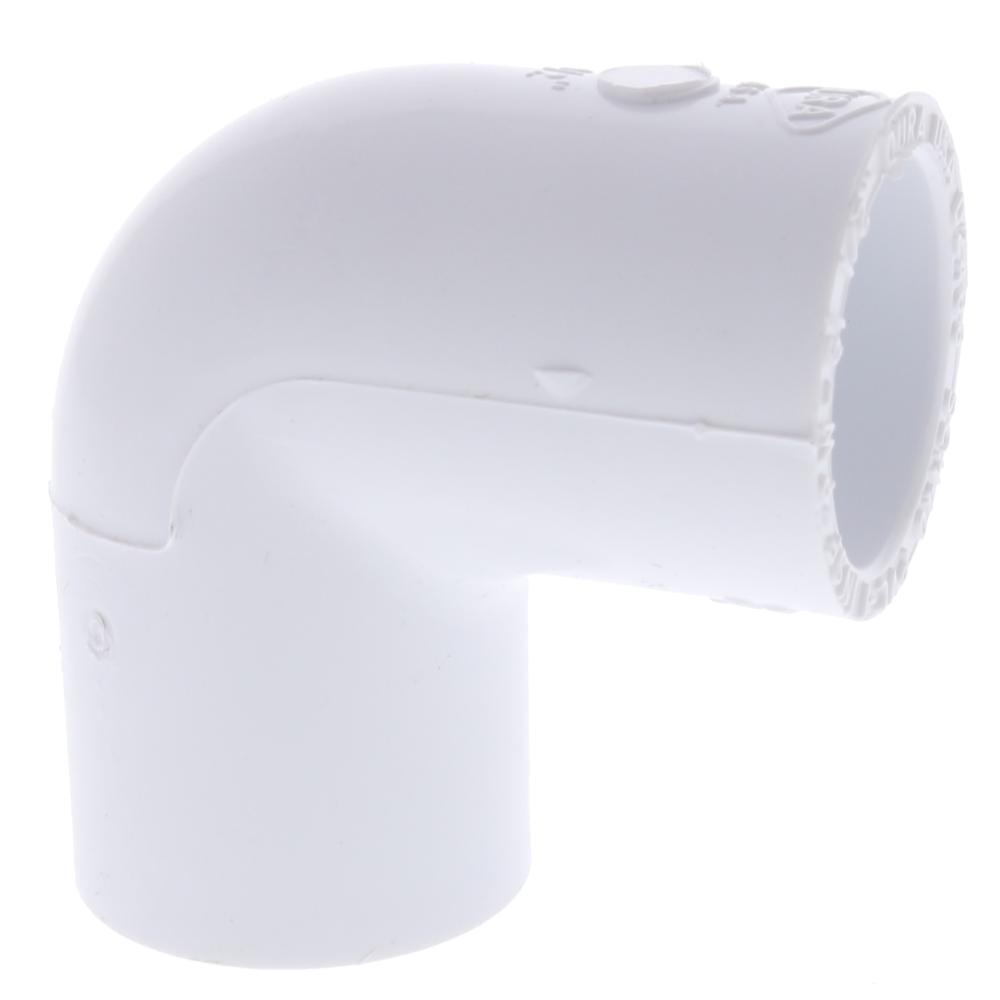 Schedule 40 PVC Slip Elbow
