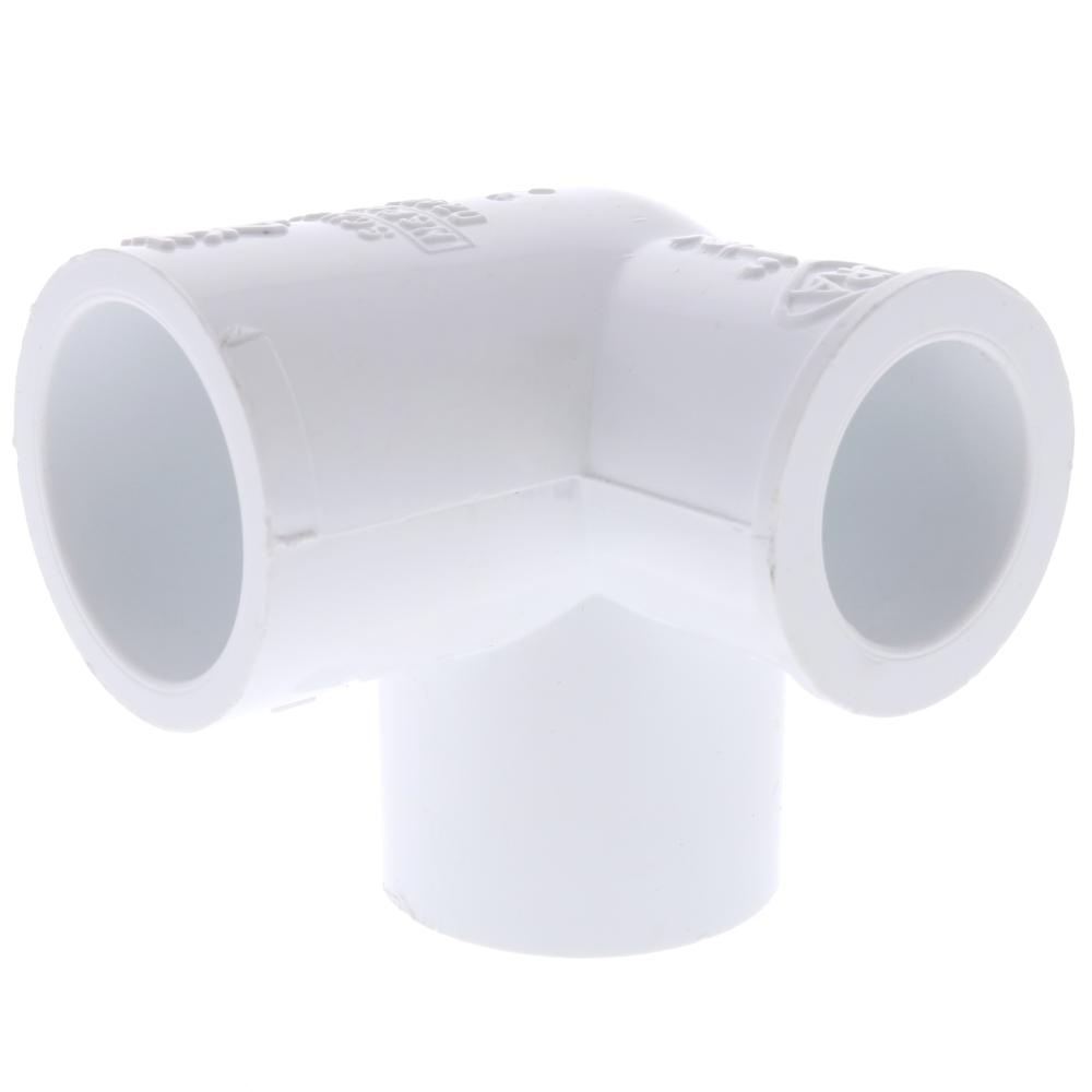 Dura PVC Schedule 40 Slip 3-Way Elbow