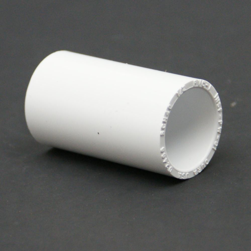 PVC Schedule 40 Slip Coupling
