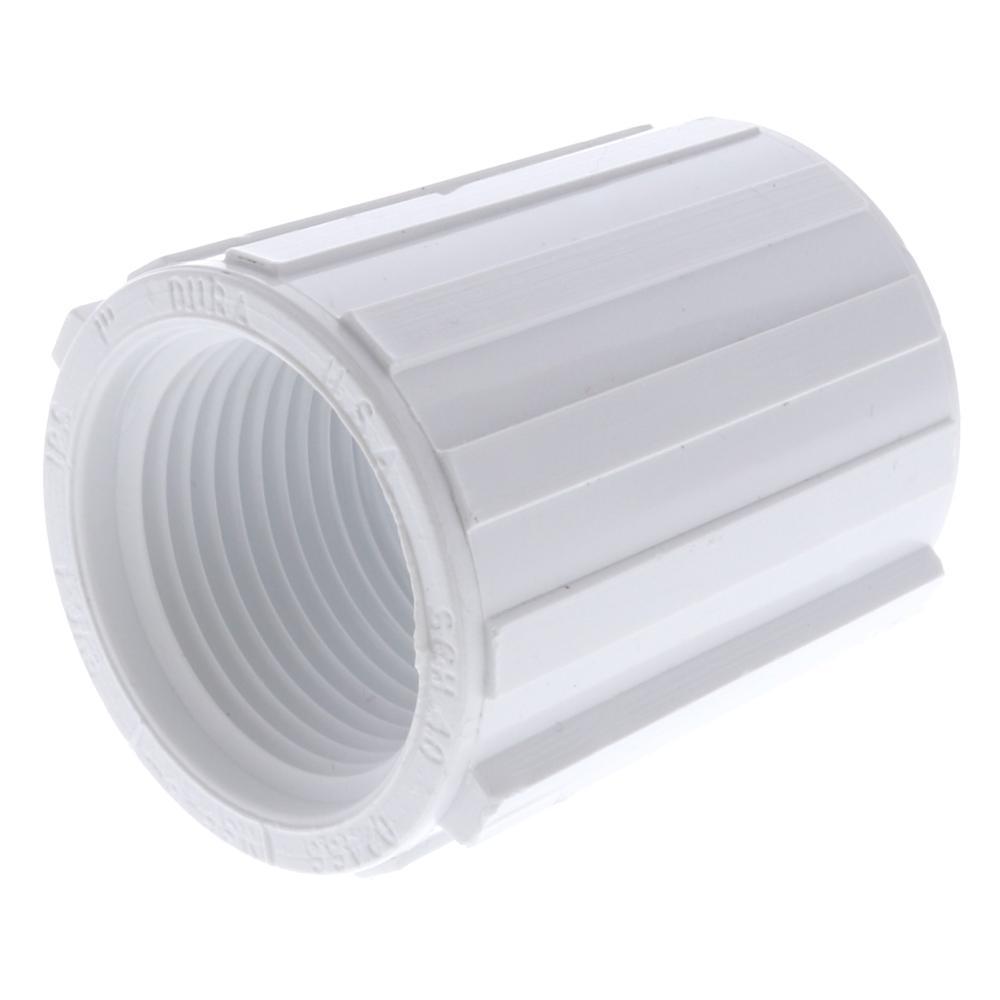 Dura Schedule 40 PVC FPT Coupling