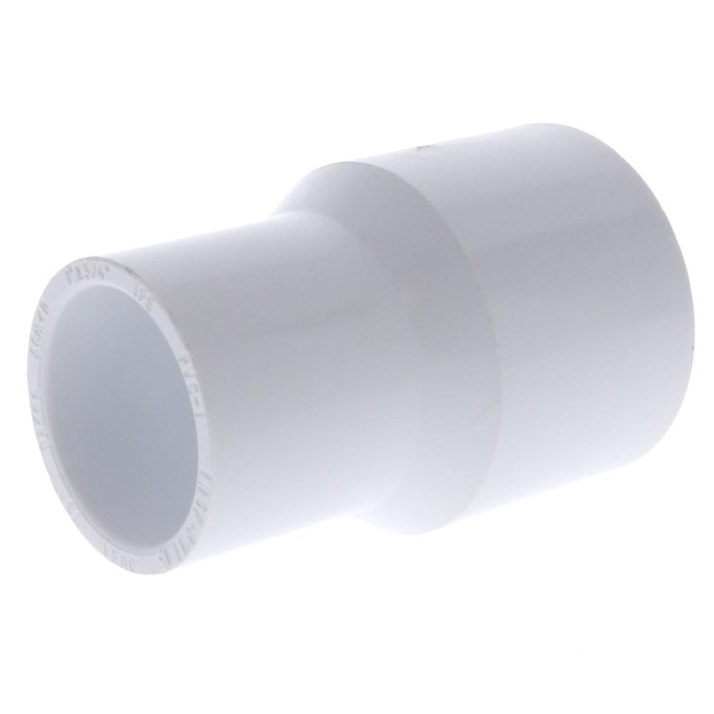 Schedule 40 PVC Slip Reducing Coupling