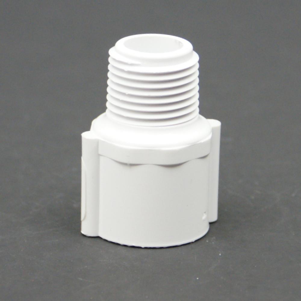 Dura PVC Schedule 40 MPT x Slip Adapter