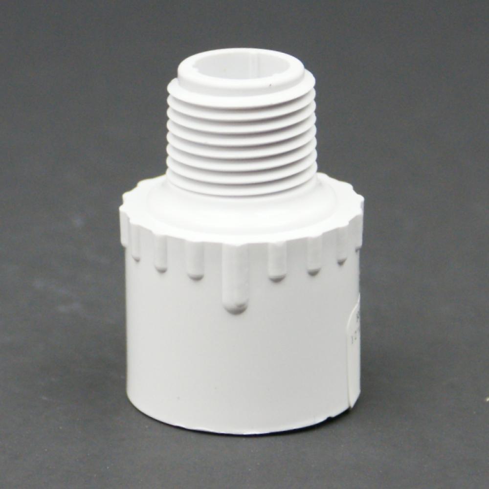 PVC Schedule 40 MPT x Slip Reducing Adapter