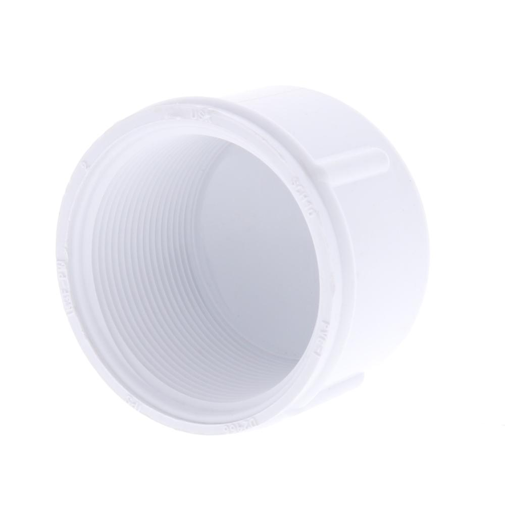 Schedule 40 PVC FPT End Cap