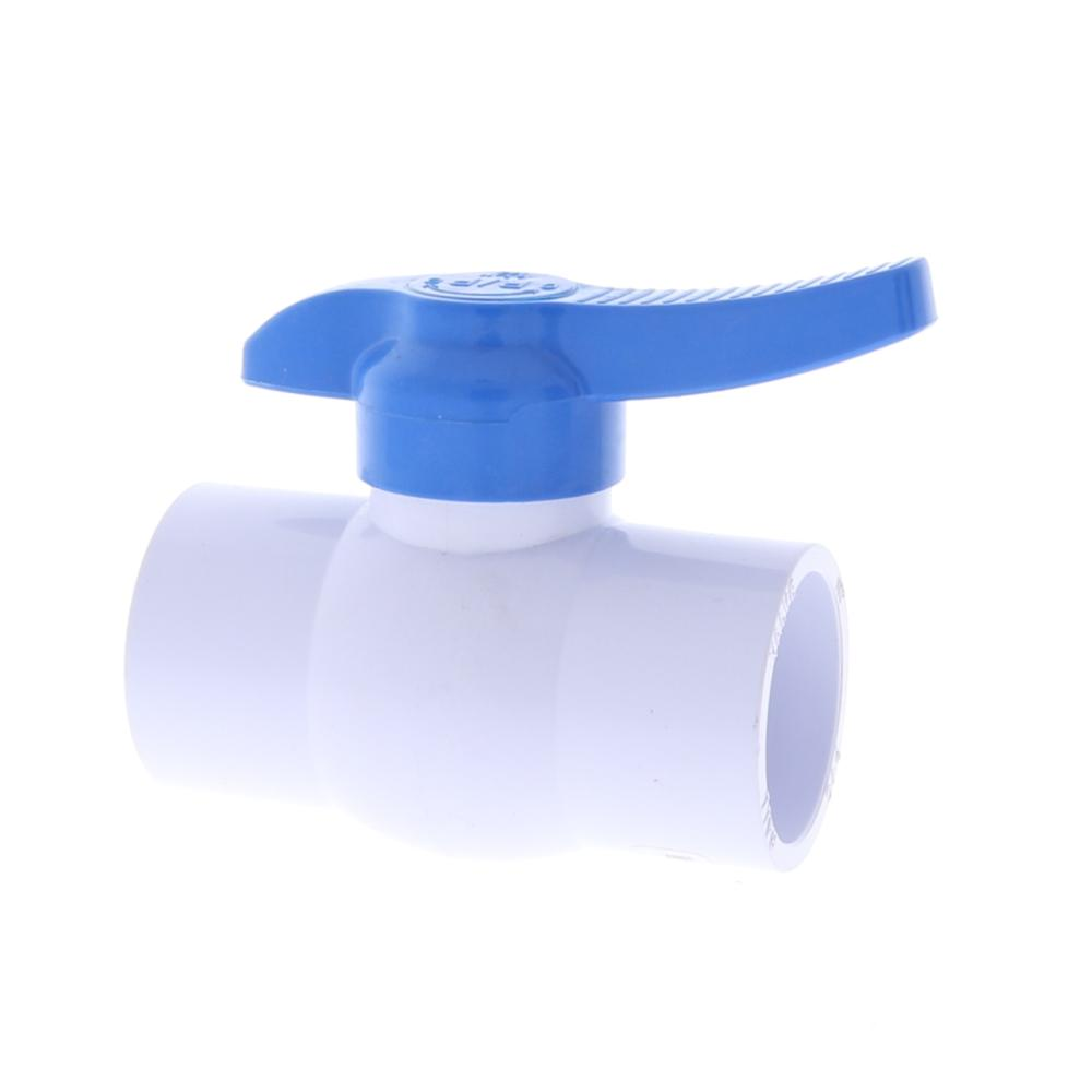 PVC Slip Ball Valve by Hit