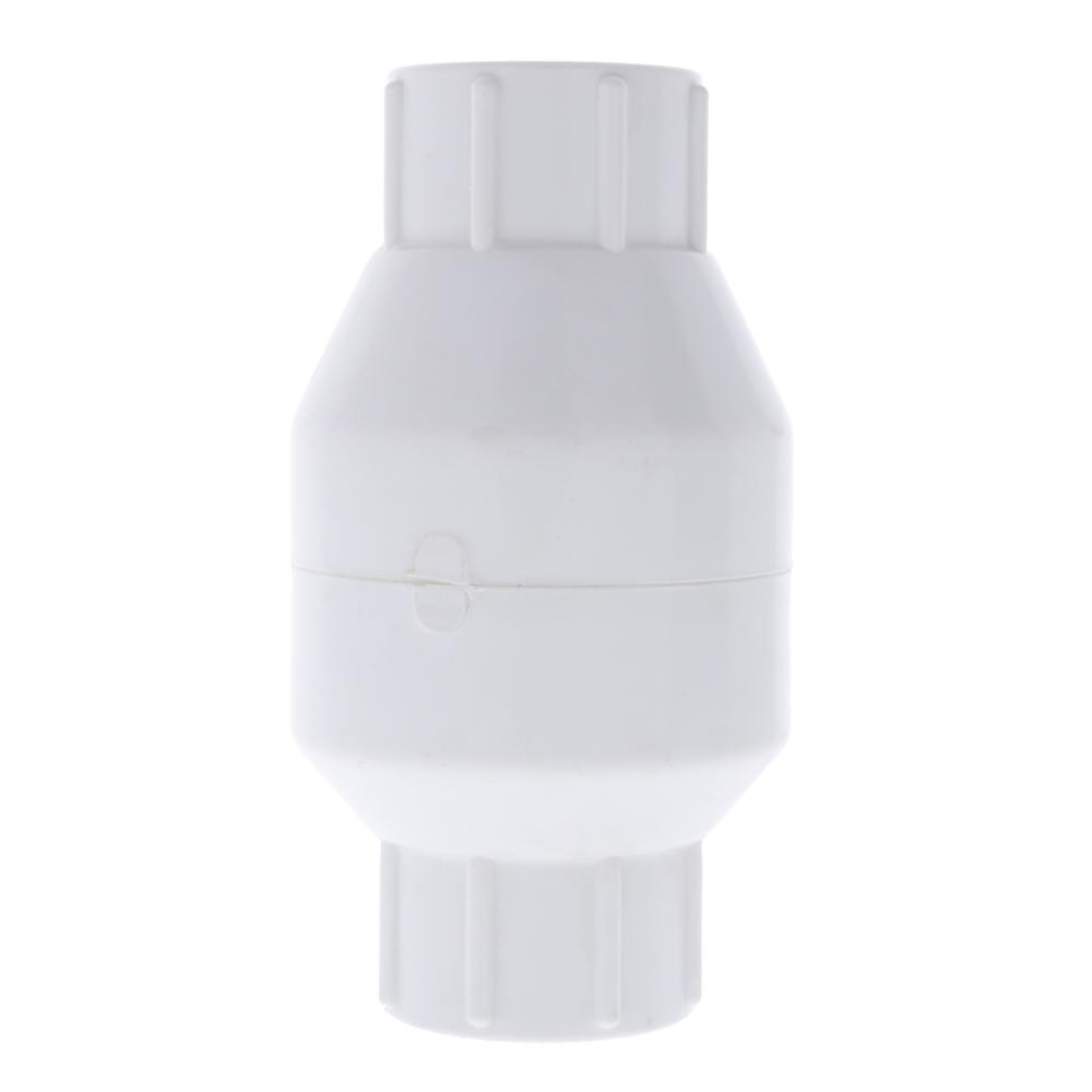 Schedule 40 PVC Slip Check Valve by Dura