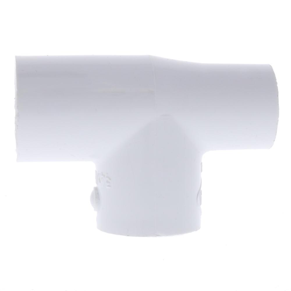 Schedule 40 PVC Tee Adapter Slip X Slip X FPT