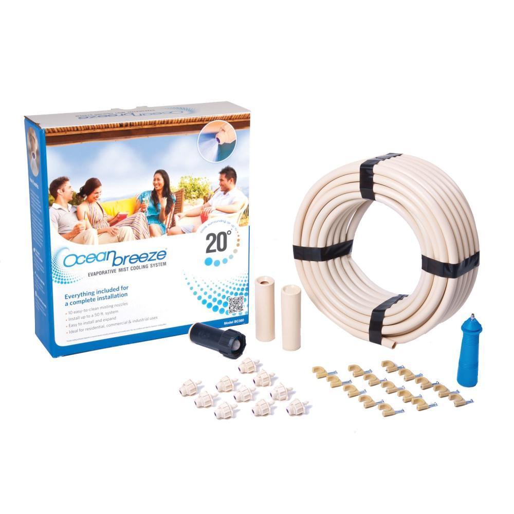 "DIG 3/8\"" X 50\' Ocean Breeze Kit"