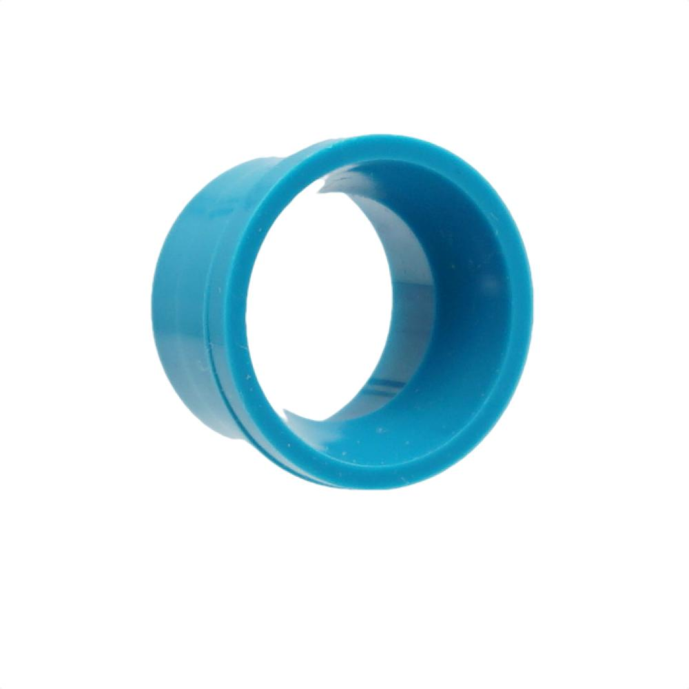 "1/2"" Male PVC .710\"" Poly Tubing Insert"