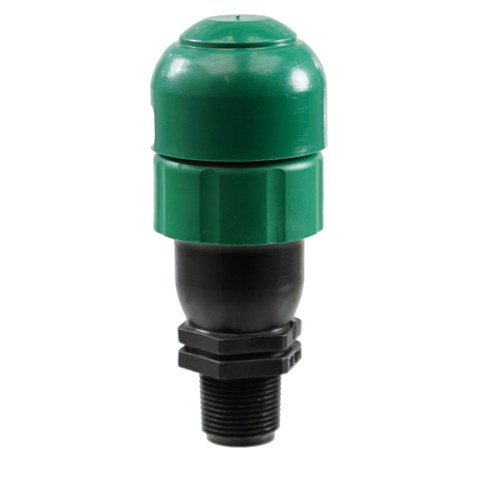 Kinetic Air Vent and Vacuum Relief Valve (Protected Outlet) by Irritec