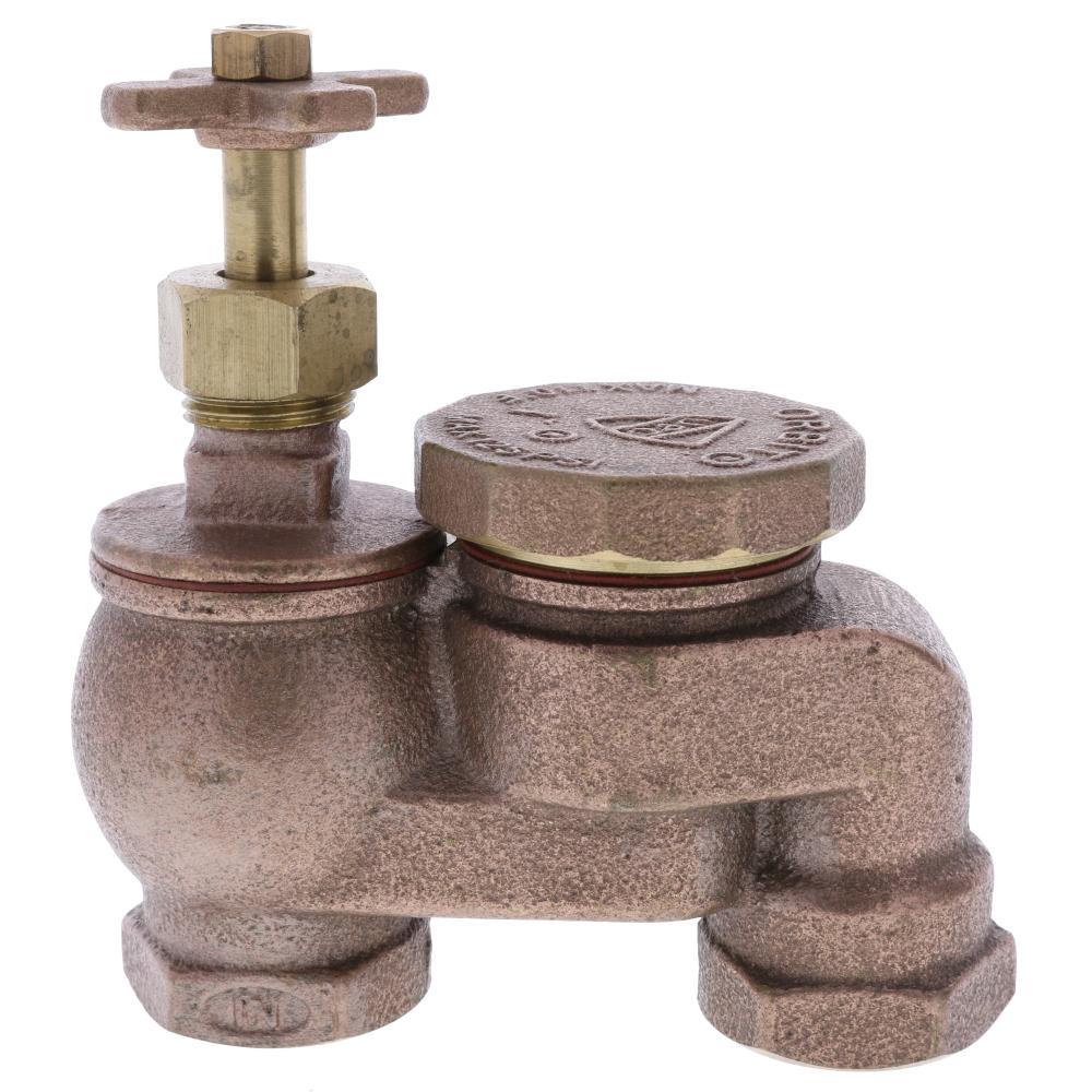 "Orbit 3/4\"" FPT Brass Anti-Siphon Sprinkler Valve"