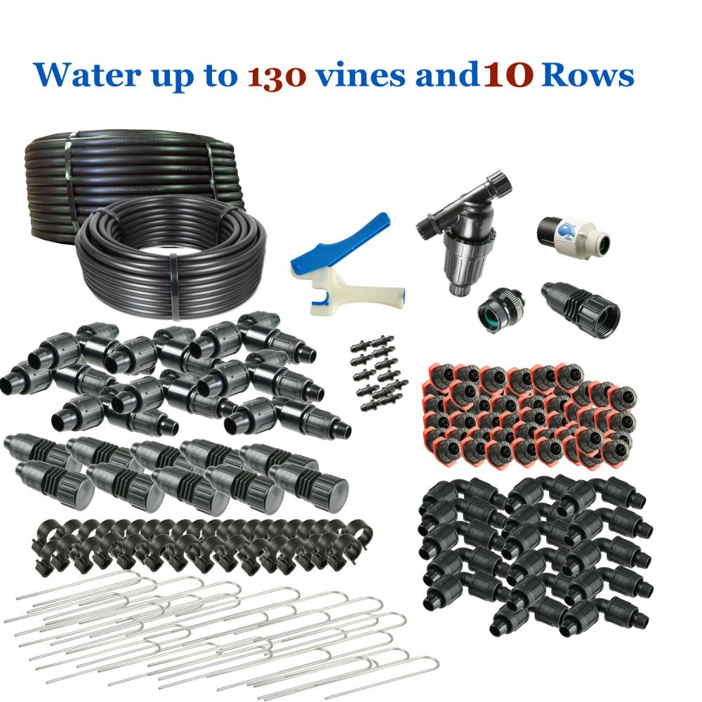 Standard Drip Irrigation Kit for Vineyard