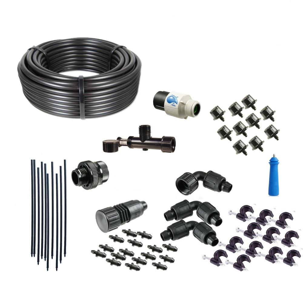 Standard Drip Irrigation Kit for Hanging Baskets