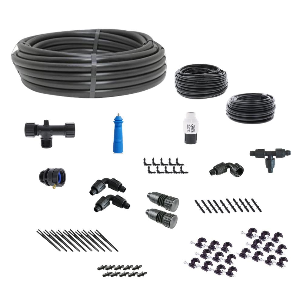 Deluxe Drip Irrigation Kit for Window Boxes
