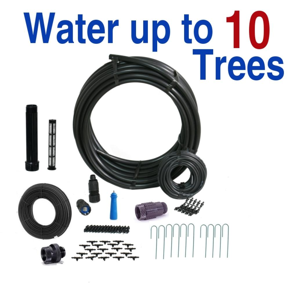 Basic Drip Irrigation Kit for Trees