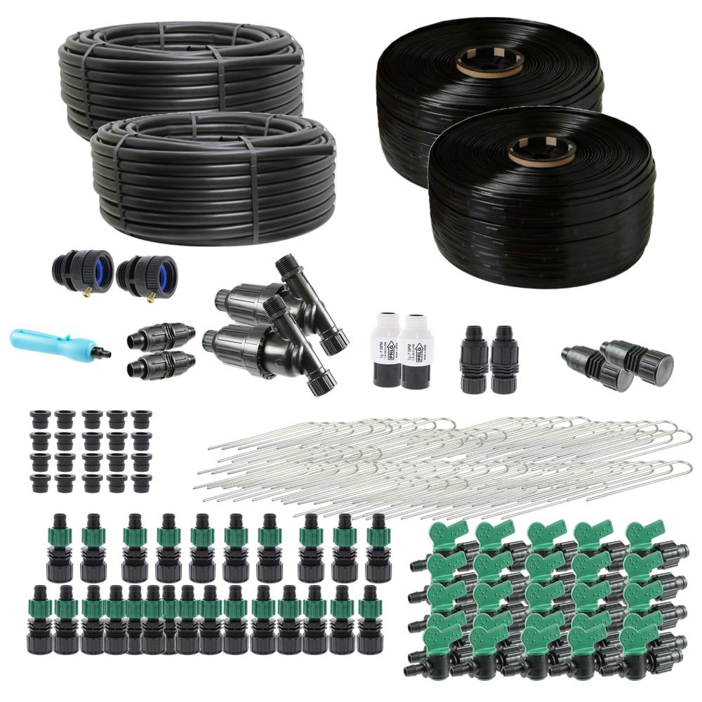 Ultimate Drip Irrigation Kit for Small Farms