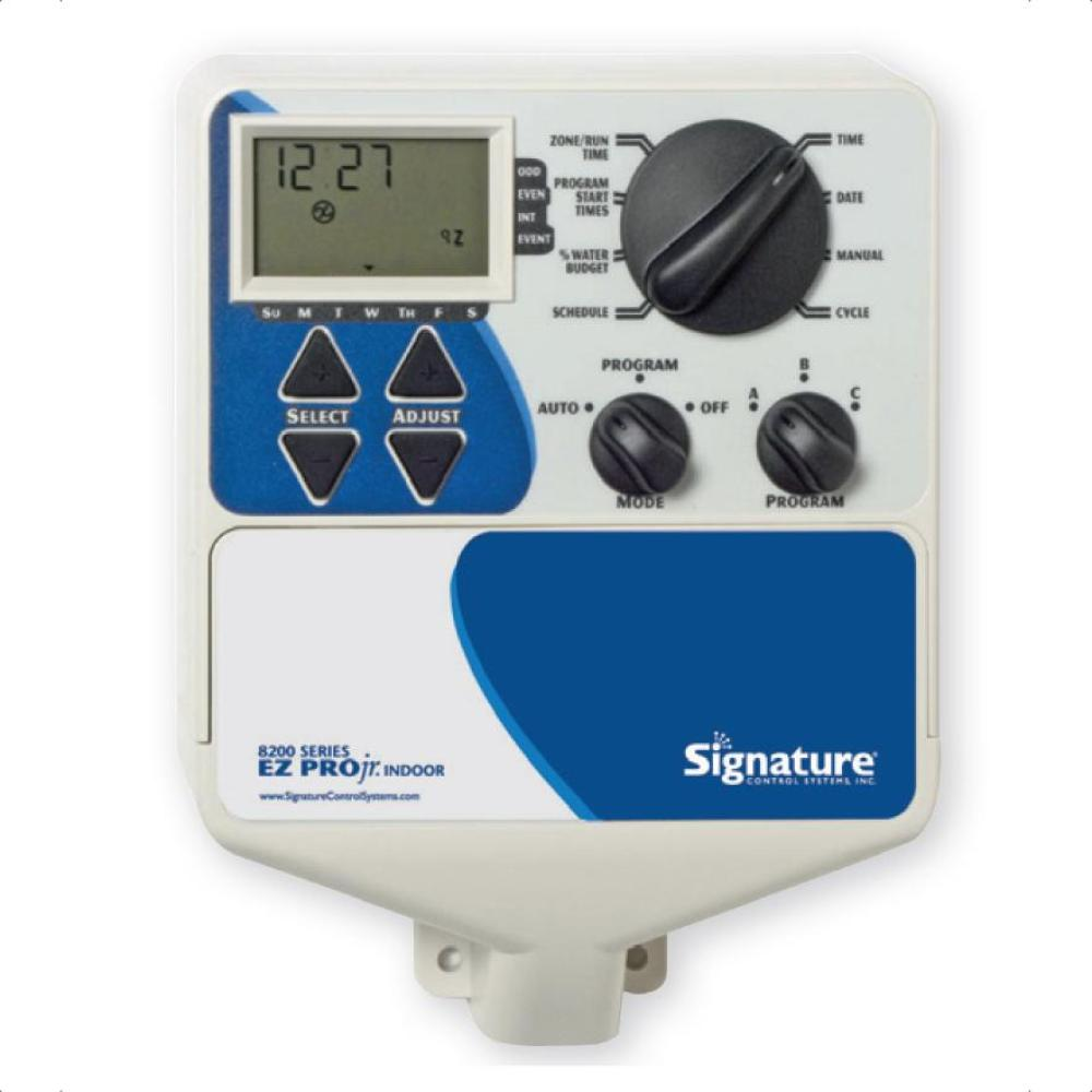 Signature 8200 Series Indoor Irrigation Controller & Timer
