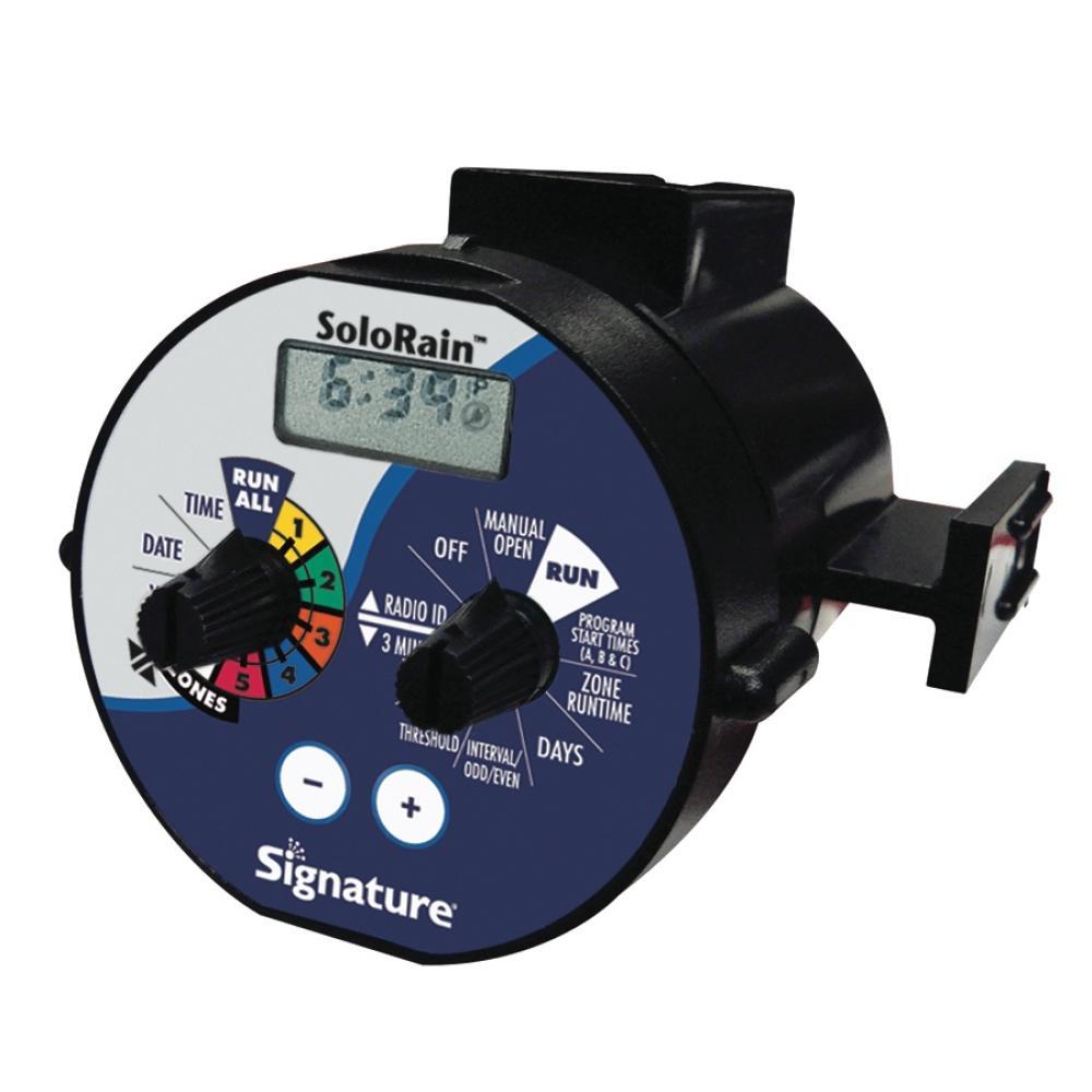 Signature SoloRain 8020 Series Controllers