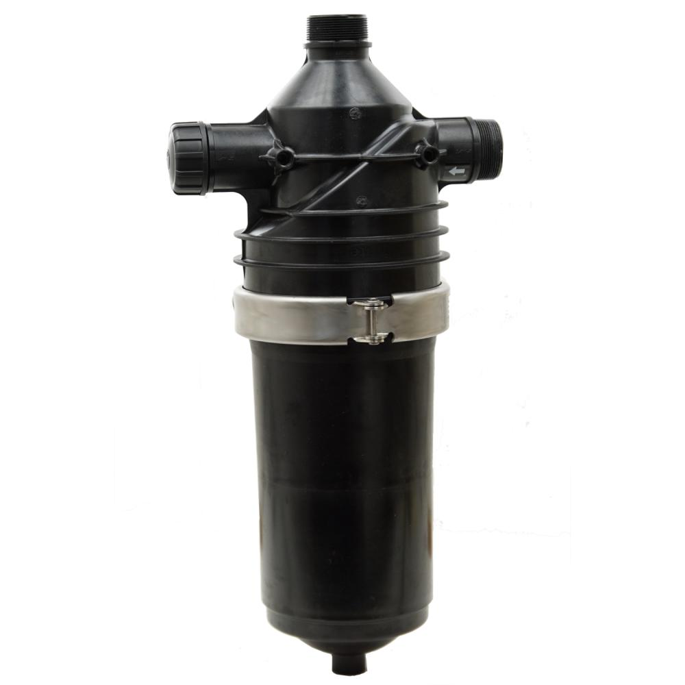 Irritec T-Filter -Large Cartridge with Stainless Steel Clamp