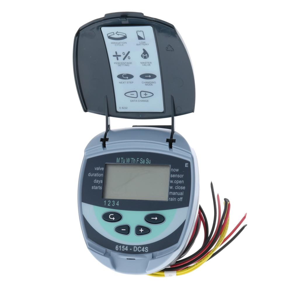 Galcon DC Battery Operated Irrigation and Propagation 2 Wire Controller