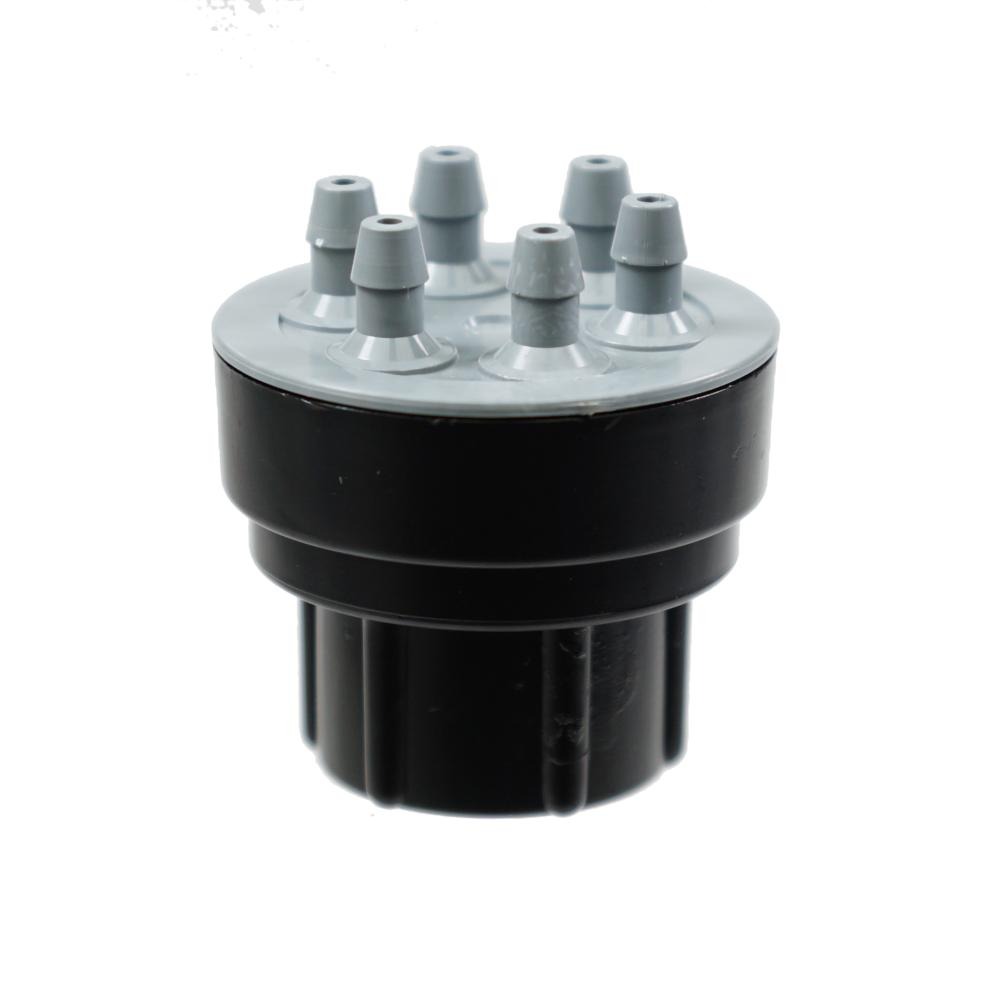 "Salco Pro-Spec Multi-Outlet Emitter on 1/2"" FPT"