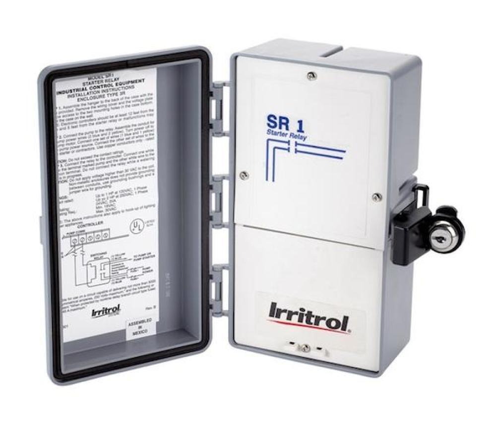 Irritrol sr 1 manual
