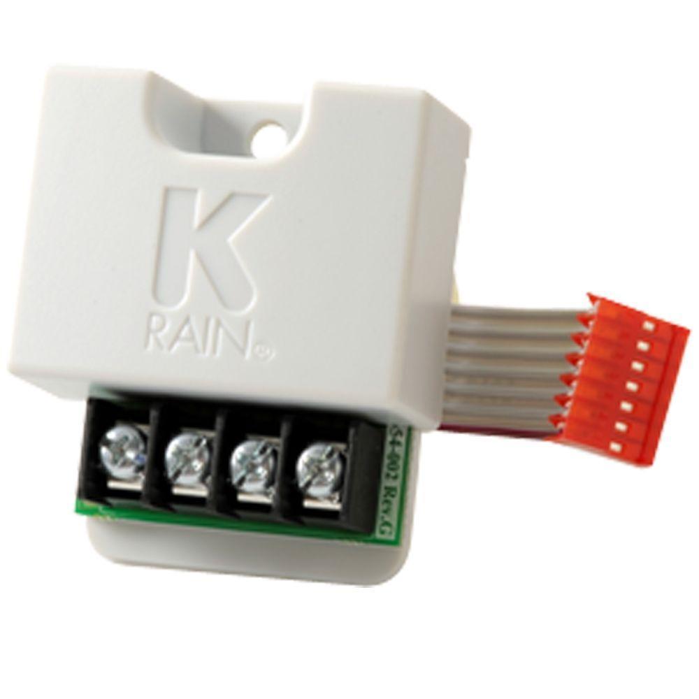 K-Rain Pro EX 2.0 Expansion Module - 4 Station