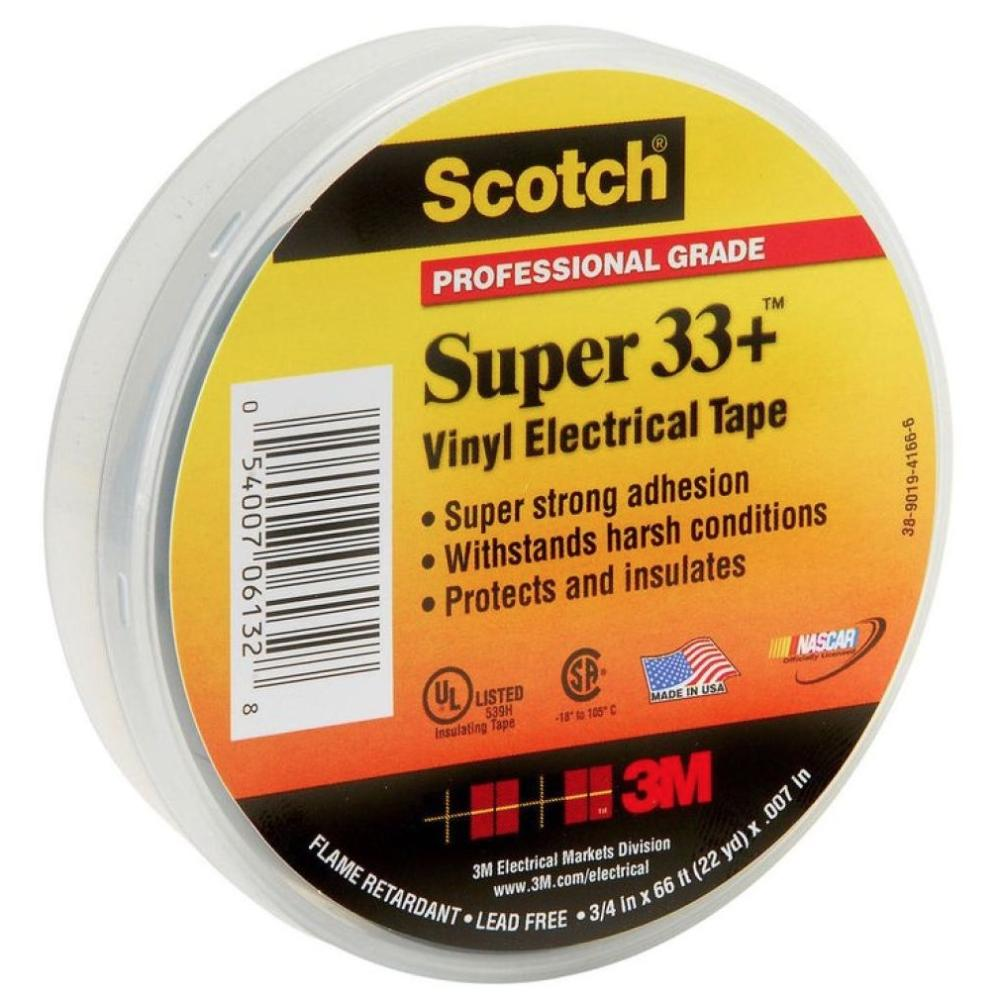 3M Super 33 Electrical Tape by Paige