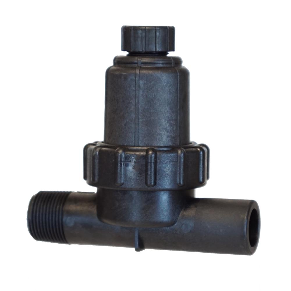 Hydro Rain PVC-Lock 2 in 1 Drip Regulator & Filter
