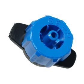 Large Pressure Compensating Button Dripper