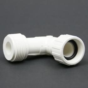 PVC Schedule 40 MPT x FHTS Elbow Adapter