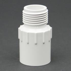 PVC Schedule 40 MHT x Slip Adapter