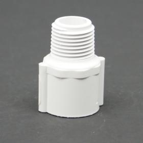 PVC Schedule 40 MPT x Slip Adapter