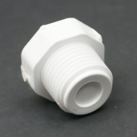 PVC Schedule 40 MPT Plug