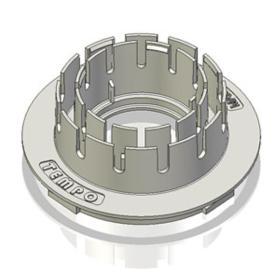 Offset Basin Adapter