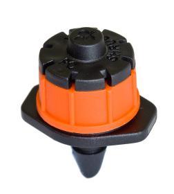Shrubbler 360 Degree Pressure Compensating Dripper