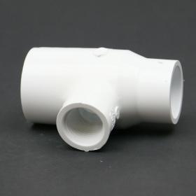 PVC Schedule 40 FPT x Slip Tee Adapter