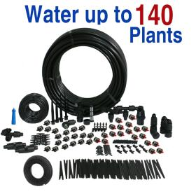Standard Drip Irrigation Kit for Vegetable Gardens