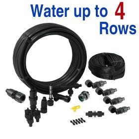 Standard Drip Irrigation Kit for Row Crops