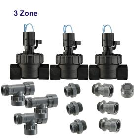 "3 Zone 24 VAC 1"" Manifold Kit"