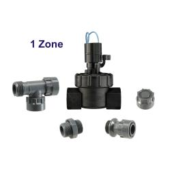 "1 Zone 24 VAC 1"" Manifold Kit"
