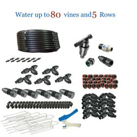 Basic Drip Irrigation Kit for Vineyard