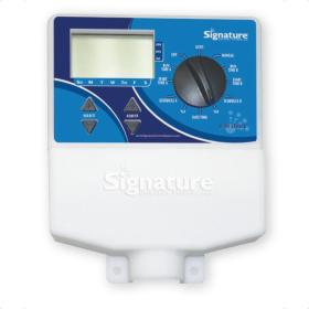 Signature 8100 Series Indoor Irrigation Controller & Timer
